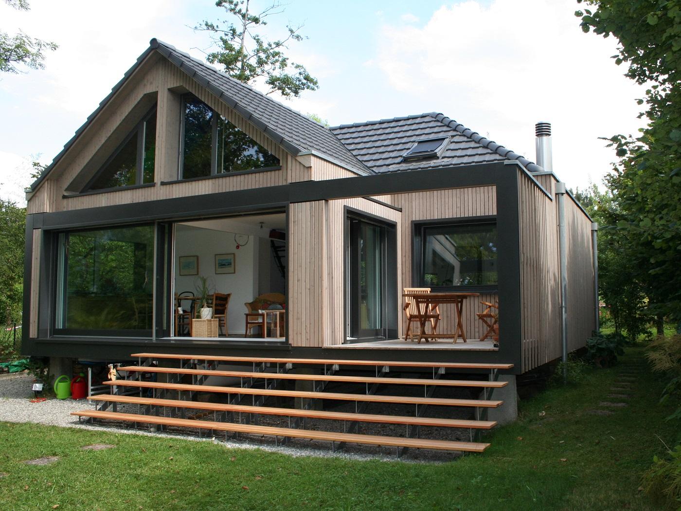 gesamtsanierung haus am see kohler seeland ag. Black Bedroom Furniture Sets. Home Design Ideas